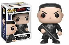 Funko POP! Daredevil: The Punisher - Marvel Vinyl Bobble-Head Figure 216 NEW