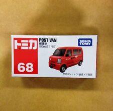 Tomica #68 Post Van 1/57 Tomy Diecast from Japan Takara Tomy
