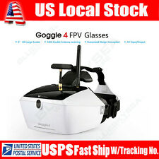 "Walkera Goggle 4 5.8G 40CH FPV Goggles VR Video Glasses 5"" for F210 Racing Drone"