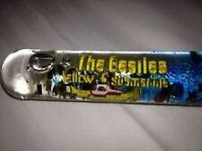 Beatles Yellow Submarine Wonder Wand Floating Glitter Water Filled Glass Tube