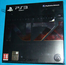 Mass Effect N7 - Collector's Edition - Sony Playstation 3 PS3 - PAL New Nuovo Se