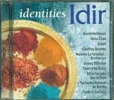 Idir - Identities (Manu Chao/Zebda) Cd Perfetto