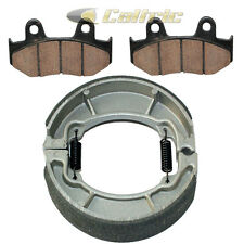 Fits Honda XL600R 1983 1984 1985 1986 1987 FRONT BRAKE PADS & REAR BRAKE SHOES
