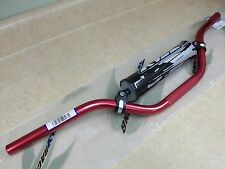RED FLY ALUMINUM HANDLEBARS BARS MINI HONDA CR80 CR85 CRF150R CR 80 85 CRF 150