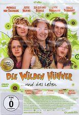 DVD - Die wilden Hühner und das Leben - Michelle von Treuberg & Jette Hering