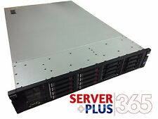 HP ProLiant DL380 G7 16-Bay Server, 2x 2.66GHz HexCore, 128GB RAM, 8x 146GB 15K