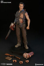 "Sideshow Evil Dead II Ash Williams 1/6 Scale 12"" Action Figure MISB In Stock"