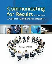 Communicating For Results by Hamilton