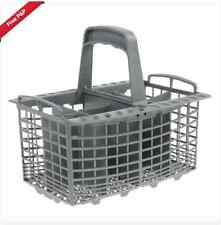 fits WHIRLPOOL UNIVERSAL GREY DISHWASHER CUTLERY BASKET