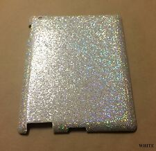 Lot Of 2 Bling Sparkle Hard Case Cover For Apple iPad 2 3 4