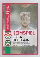 Orig.PRG   Champions League  2016/17   RED BULL SALZBURG - FK LIEPAJA  !  SELTEN