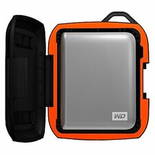 Hard Shock Proof External Hard Drive protective carry case for WD My Passport