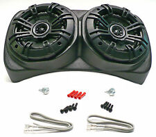 "SELECT INCREMENTS 91970K65 CENTRA POD 6.5"" KICKER SPEAKERS fits most 55-95 CJ YJ"