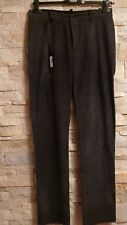$895' GIOVANNI CAVAGNA HIGH FASHION LANA / COTTON MEN'S PANTS ITALY SIZE 46 / 33