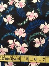 """NATIVE AMERICAN APPAREL FABRIC 100% PREMIUM  COTTON JERSEY KNIT 4  YDS. 60"""" WIDE"""