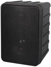 "Phonic Versatap 50 6-1/2"" Speaker, Install/Home BLACK (PH-V/TAP 50B-100V)"