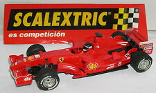 SCALEXTRIC FERRARI F1 2007 V8 #6  KIMI RAIKKONEN     ONLY SETS MINT UNBOXED