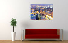 NY CITY NEW YORK NEW GIANT LARGE ART PRINT POSTER PICTURE WALL