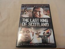 The Last King of Scotland DVD Forest Whitaker