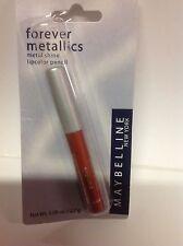 Maybelline Forever Metallics Lip Color Pencil -GINGER SHEEN ORIGINAL FORMULA