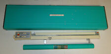 BROTHER KNITTING MACHINE KH-800 WITH KNIT LEADER & STITCH MEASURE TABLE