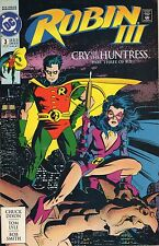 Robin Cry of The Huntress Part 3 of 6 DC Comics 1993 FN/VF!!!