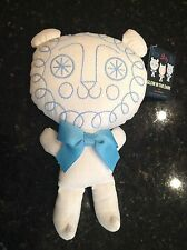 Anna Chambers White Lightning Glow in the Dark POP the LION Plush Stuffed Animal