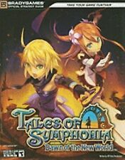 Tales of Symphonia: Dawn of the New World Official StrategyGuide (Official Strat