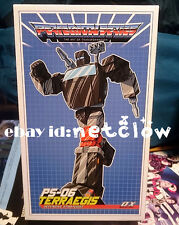 Transformers MMC Ocular Max PS-06 Terraegis MP Trailbreaker