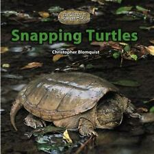 Snapping Turtles (Library of Turtles and Tortoises)
