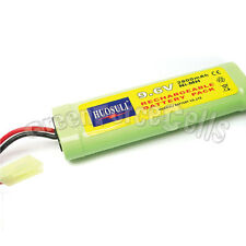 1x 9.6V NiMH 2800mAh Super Power Rechargeable Battery Pack For RC CELL