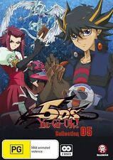 Yu-Gi-Oh! 5d's Collection 5 DVD NEW