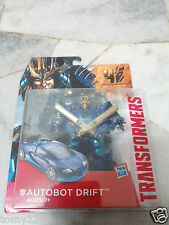 Transformers 4 AOE Movie 4 Deluxe Drift Hasbro MISB