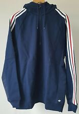 Adidas x palace french terry sweat à capuche-large-nuit indigo-bnwt-AZ6593-AW16