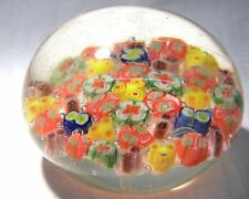 1960'S+ CHINESE GLASS PAPERWEIGHT