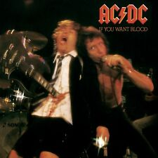 AC/DC - If You Want Blood, You've Got It - 180gram Vinyl LP *NEW & SEALED*