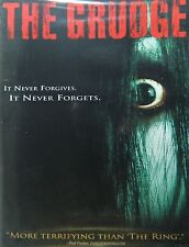 Takashi Shimizu's The GRUDGE (2004) Sarah Michelle Geller Bill Pullman SEALED