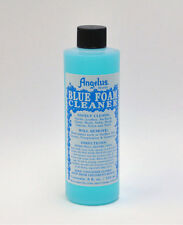 New Angelus Brand Blue Foam Cleaner for Shoes / Sneakers - 8oz