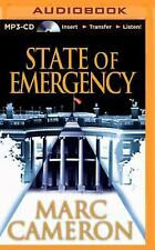 State Of Emergency By Marc Cameron (2014) MP3  CD UNABRIDGED)