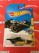Formula Flashback #71 Green 2017 Hot Wheels Case D *New*
