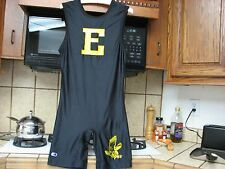 Estancia High Eagles CM California wrestling team singlet large