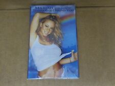MARIAH CAREY THANK GOD I FOUND YOU WITH JOE  FACTORY SEALED CASSETTE SINGLE