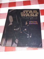 Star Wars: The Ultimate Visual Guide Hardback with slip cover