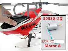 NEW MOTOR A FOR SYMA S033  S033G RC HELICOPTER SPARES PARTS