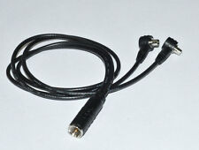 Dual port antenna adapter cable for Samsung Galaxy Note II Galaxy S III i9300