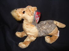 NWT TY BEANIE BABY WHISKERS THE DOG