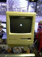 Vintage Apple Macintosh Plus 1MB M0001A PARTS ONLY NON WORKING