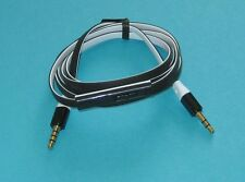 Replacement Control Talk Cable Solo HD Studio MIC Audio for Beats Monster Dr Dre