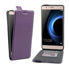 Ultra Slim Mobile Phone Leather Flip Case Cover Pouch For Huawei  Models