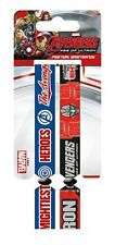 Avengers: Age Of Ultron Pack Of 2 Fabric Festival Wristbands BY PYRAMID FWR68032